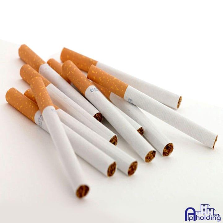 خط تولید سیگار