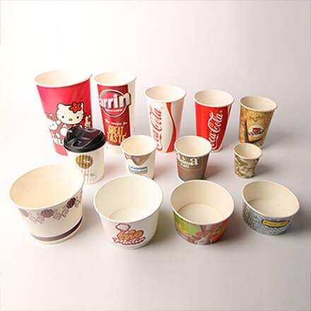 خط تولید لیوان کاغذی