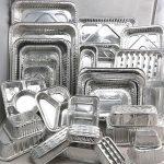خط تولید ظروف یک بار مصرف آلومینیومی