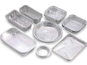 خط تولید ظروف یکبار مصرف آلومینیومی