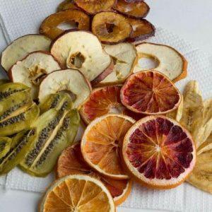 خط تولید چیپس از میوه جات