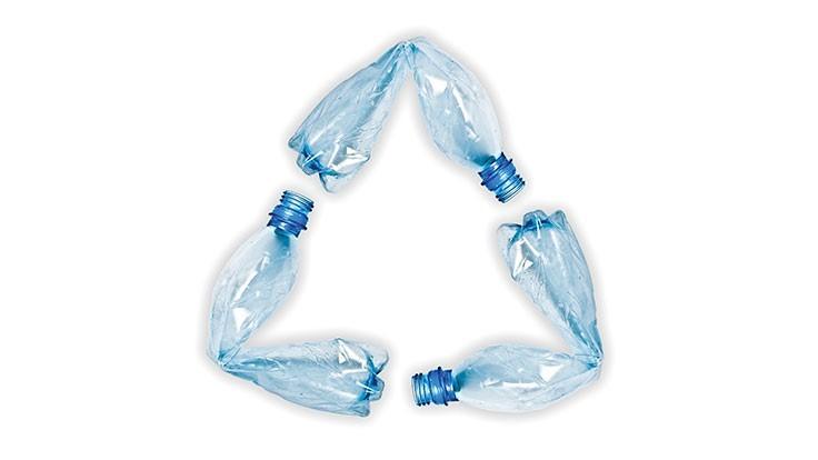 خط بازیافت پت (بطری های نوشابه و آب معدنی)