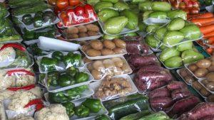 بسته بندی میوه جات و سبزی