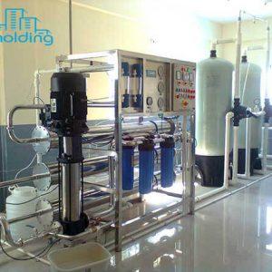 خط تولید آب معدنی