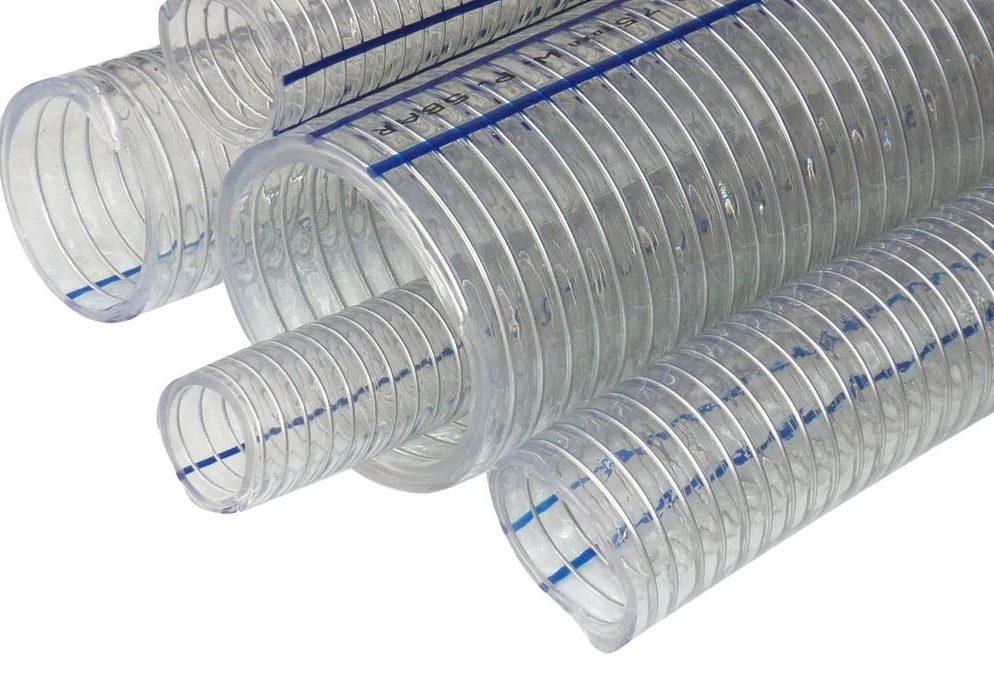 خط تولید لوله خرطومی PVC