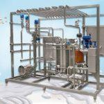 خط تولید لبنیات
