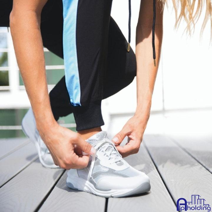 خط تولید کفش
