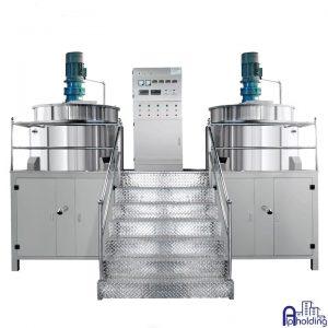 دستگاه تولید مواد شوینده